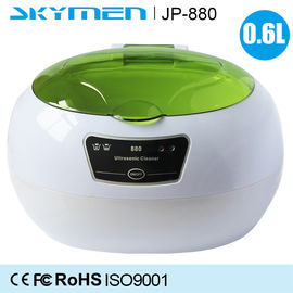 Cina 35W Colors Lid Contact Lens Eyeglasses Benchtop Ultrasonic Cleaner / Bath Portable pemasok