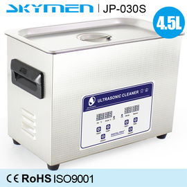 Cina Digital Commercial Kitchen Utensil Benchtop Ultrasonic Cleaner Semi Automation pemasok
