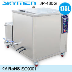 Cina 40 Gal Stainless Steel SUS316 Ultrasonic Membersihkan Mesin DPF Filter Cleaning Machine pemasok