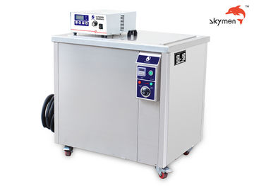 Cina 1800W Ultrasonic Cleaning Machine 135L Tank Engine Parts Cleaning JP-360ST pemasok
