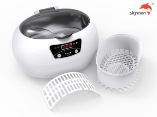 Jewelry SUS304 600ml Household Ultrasonic Cleaner