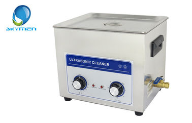 Cina Non - Toxic Rumah Tangga Mekanikal Ultrasonic Cleaner / Sayuran Cleaner Machine pemasok