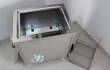 Cina Kitchen Soaking Trolly Heated Soak Tank Ultrasonic Dengan 3 KW pemasok