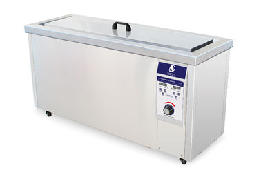 Cina Long Gun Ultrasonic Cleaning Machine 600 Watt Daya Dengan Keranjang Lubang Kecil Distributor