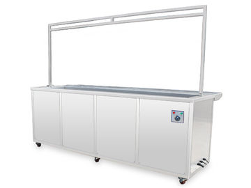 Cina ODM / OEM Customized Ultrasonic Blind Cleaning Services, Industri Ultrasonic Cleaner pabrik