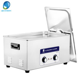 Cina Mesh Basket Mechanical Ultrasonic Cleaner, Ultrasonik Fuel Injector Cleaning 20L pabrik