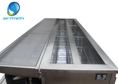 Cina OEM Skymen Ultrasonic Blind Cleaning Machine Ramah Lingkungan pabrik